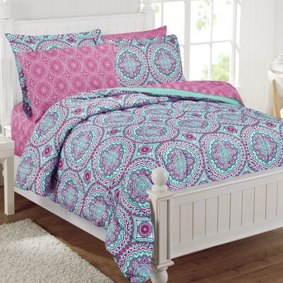 Thalia 11 Piece Comforter Set Size: Full