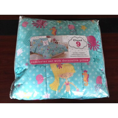 Under the Sea Comforter Set Size: Twin