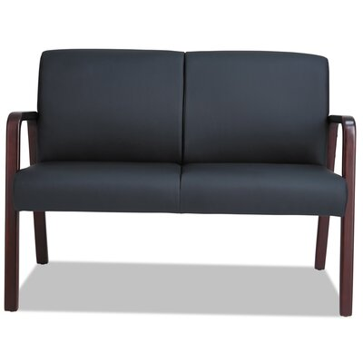 Reception Leather Guest Chair
