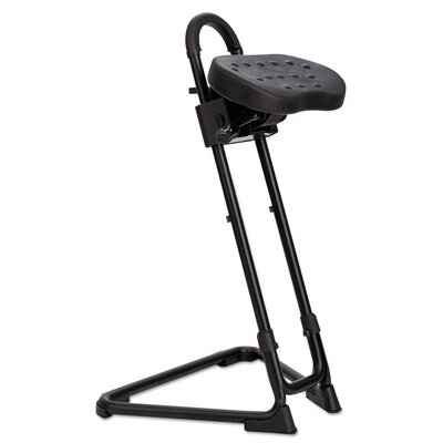 Ss Series Sit Stand Adjustable Stool 1222 Photo