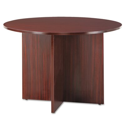 Valencia Circular 29.5H x 44.49W x 44.49L Conference Table Finish: Mahogany