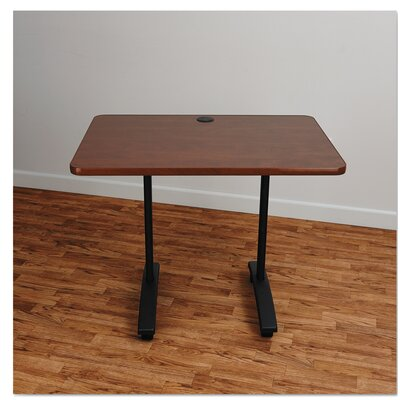 Valencia Series Training Table T-Leg Base Size: 58 W x 19.75 D