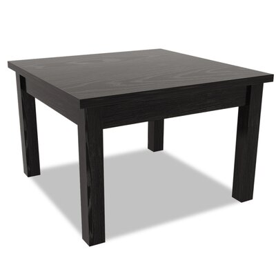 Valencia Series End Table Color: Black