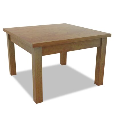 Valencia Series End Table Finish: Medium Cherry