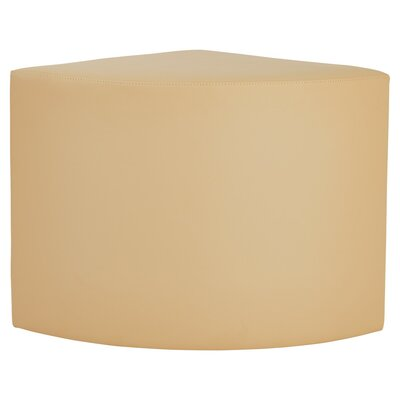 Thill Collaboration Seating Leather Ottoman