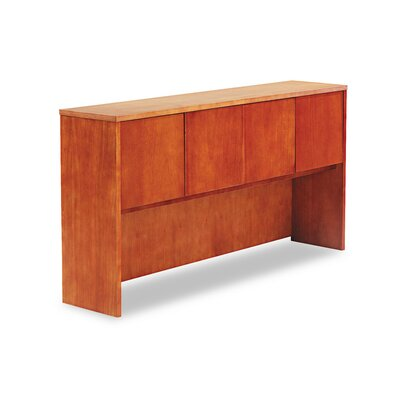 Verona Series 36.5 H x 70.98 W Desk Hutch Finish: Cherry