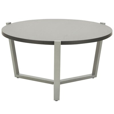 Upminster Occasional Coffee Table Size: 15.5 H x 33.07 W x 4.92 D