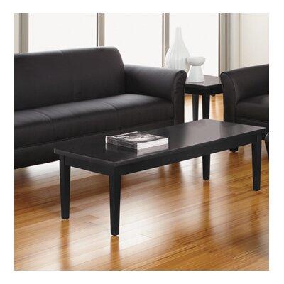 Valencia Coffee Table Color: Black