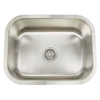 Manhattan Rectangular Undermount Bar Sink
