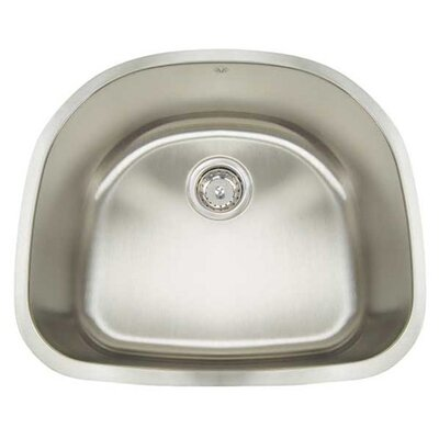 Manhattan Standard Rectangular Undermount Kitchen Sink