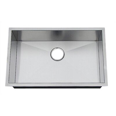 Chef Pro Zero-Radium Single Bowl Undermount 2919 Kitchen Sink
