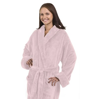 Tahoe Bathrobe Color: Light Pink