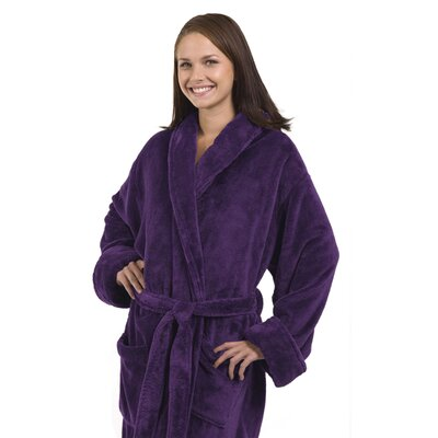 Tahoe Bathrobe Color: Purple