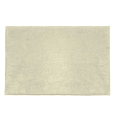 Tahoe Microfleece Throw Color: Beige
