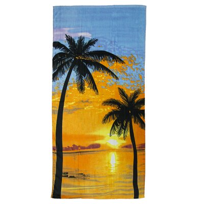 Palms Beach Towel