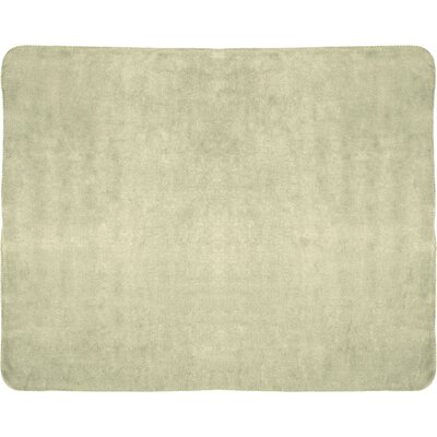 Tahoe Microfleece Throw Color: Khaki
