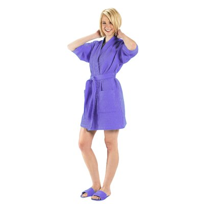 Bathrobe Color: Lavender