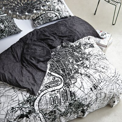 Baxter Duvet Cover Set Size: Twin