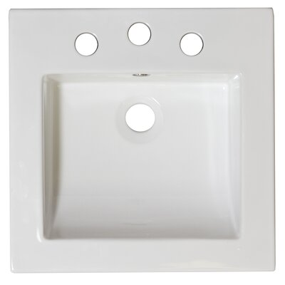 Nikki Drop-in 22 Single Bathroom Vanity Top