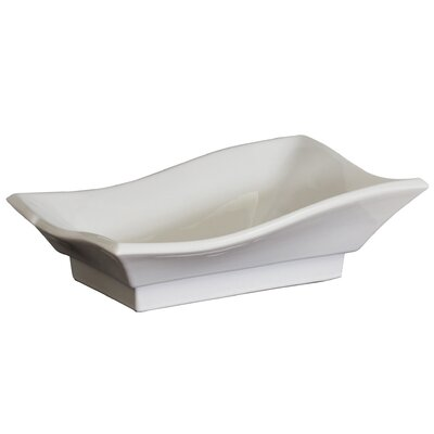 Above Counter Specialty Vessel Bathroom Sink