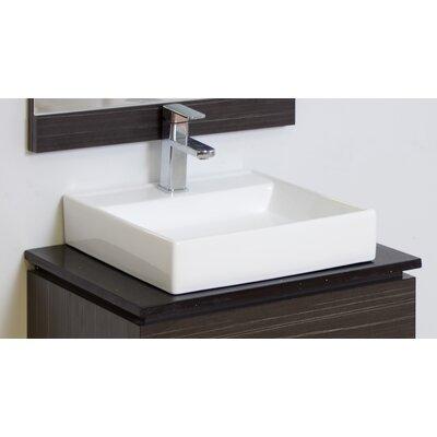 Maryalice Wall Mount 61.5 Double Bathroom Plywood Vanity Set