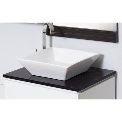 Xena Quartz 24 Single Bathroom Vanity Top