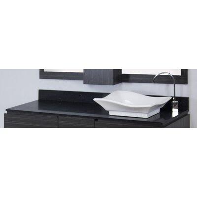 Xena Quartz 60 Single Bathroom Vanity Top