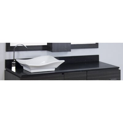 Xena Quartz 60 Single Bathroom Vanity Top