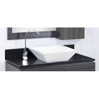 Xena Quartz 36 Single Bathroom Vanity Top