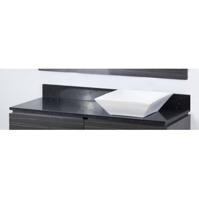 Xena Quartz 48 Single Bathroom Vanity Top