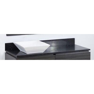 Xena Quartz 48 Single Bathroom Vanity Top