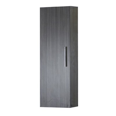 12 x 36 Surface Mount Medicine Cabinet Hardware Finish: Aluminum