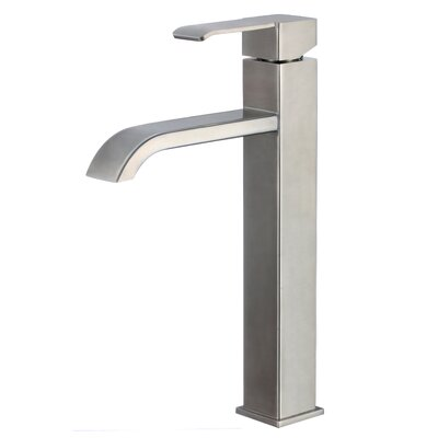 Deck Mount Single Handle Bathroom Faucet