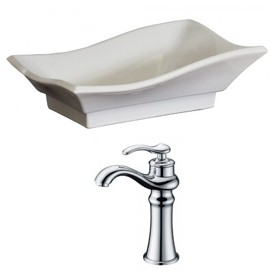 Specialty Vessel Bathroom Sink