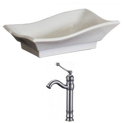 Above Counter Specialty Vessel Bathroom Sink
