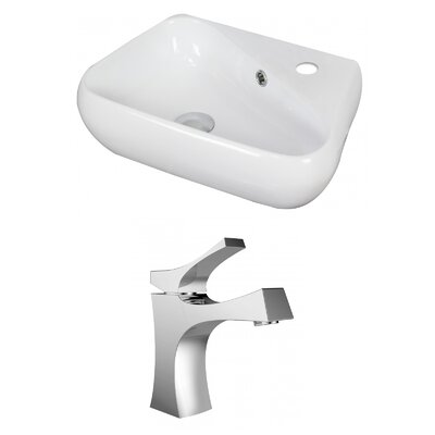 Unique 19 Wall Mounted Bathroom Sink