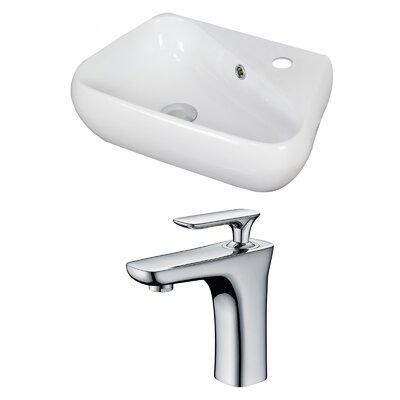 Unique 19 Wall Mounted Bathroom Sink