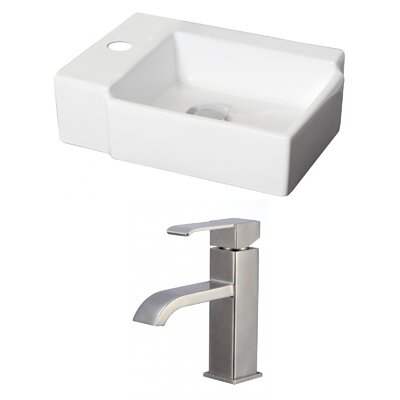 17 Wall Mount Bathroom Sink