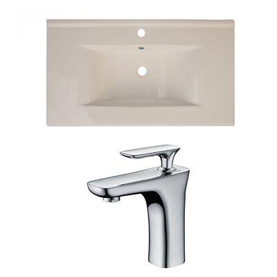 Drake Single Handle 36 Single Bathroom Vanity Top