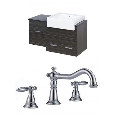Xena Farmhouse 38 Single Bathroom Vanity Set