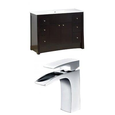 Elite 48 Single Bathroom Vanity Set