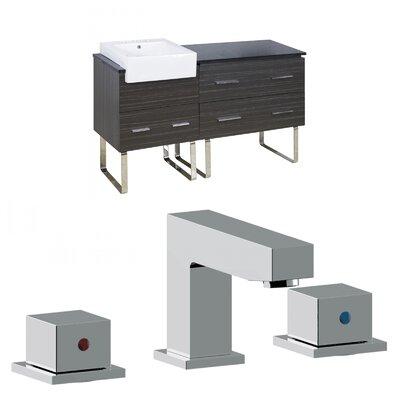 Xena Farmhouse 60 Single Bathroom Vanity Set