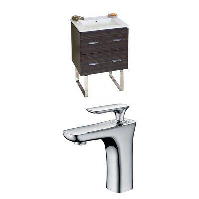 Kyra 24 Single Bathroom Vanity Set