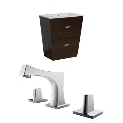 Vee 21 Single Bathroom Vanity Set