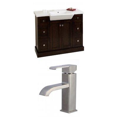 Prelude 40 Single Bathroom Vanity Set