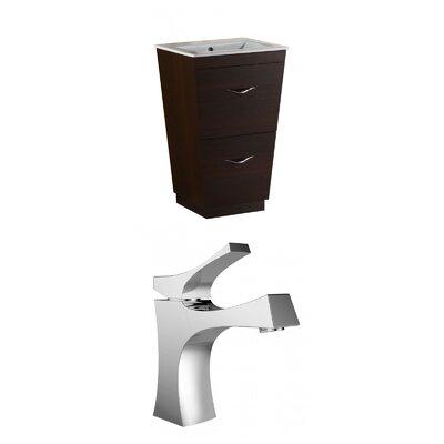 Vee 21 Single Bathroom Vanity Set