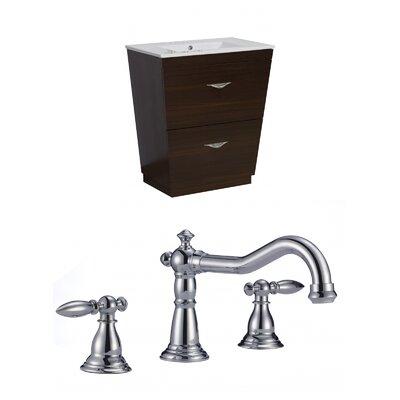 Vee 24 Single Bathroom Vanity Set
