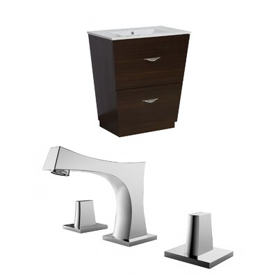 Vee 24 Single Bathroom Vanity Set