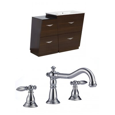 Vee 44 Single Bathroom Vanity Set