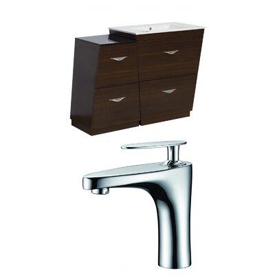 Vee 44 Single Bathroom Vanity Set